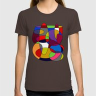 T-shirt featuring Abstract #28 by (RLT)