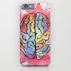 brain stuff iPhone 6 Slim Case