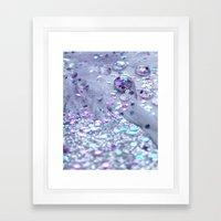 Bedazzle Framed Art Print