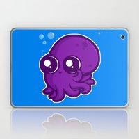 Super Cute Squid Laptop & iPad Skin