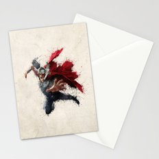 The Mighty One Stationery Cards