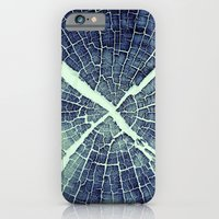 iPhone & iPod Case featuring Abstract Bark by Ewan Arnolda