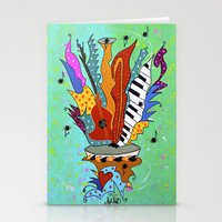 Blooming Notes V. Stationery Cards