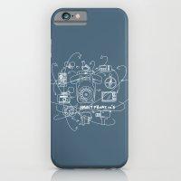 iPhone & iPod Case featuring Smartphone 70's by Bajibaj