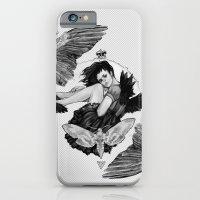 Queen Of Wings iPhone 6 Slim Case