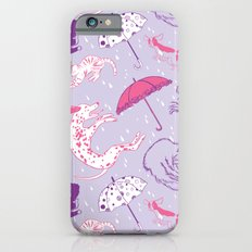 Raining Cats and Dogs iPhone 6 Slim Case