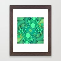 Integrity Framed Art Print