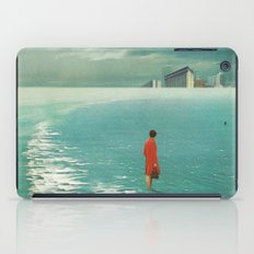 Waiting For The Cities To Fade Out iPad Case