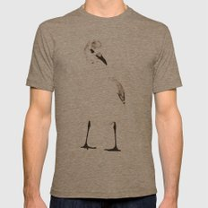 The new member Mens Fitted Tee Tri-Coffee SMALL
