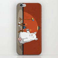 Tea For Three iPhone & iPod Skin