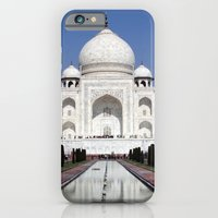 iPhone & iPod Case featuring Taj Mahal II by Shutterbee Photography