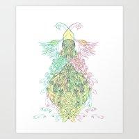 Alchemy-delight Art Print