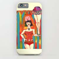 Strong Woman iPhone 6 Slim Case