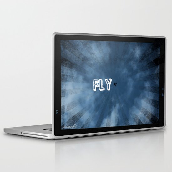 FLY! Laptop & iPad Skin