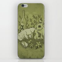 Easy Lover iPhone & iPod Skin