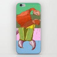 Walking Crab iPhone & iPod Skin