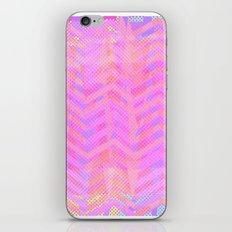 Neon Chevron iPhone & iPod Skin