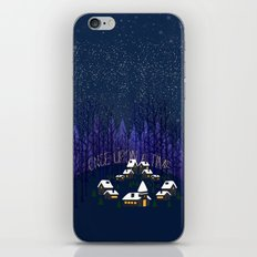 Once Upon A Time In Stor… iPhone & iPod Skin