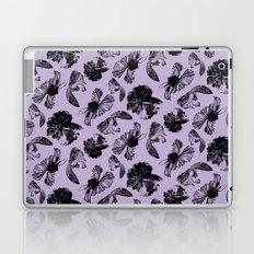 Beta Fish Lavender Laptop & iPad Skin