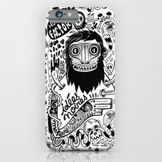 Idées noires iPhone 6 Slim Case