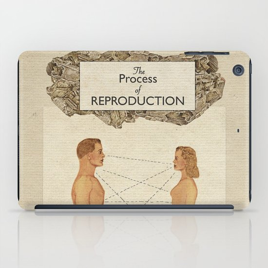 The Process of Reproduction I iPad Case