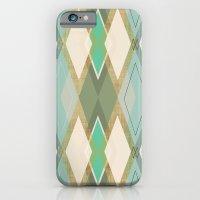 MCM Argyle iPhone 6 Slim Case