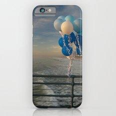 Santa Monica pier 4 iPhone 6 Slim Case