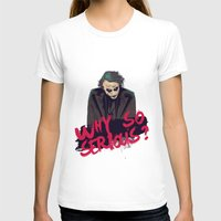 joker T-shirts featuring Joker  by FourteenLab