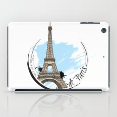 de Paris iPad Case