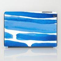 Blue Bayou iPad Case