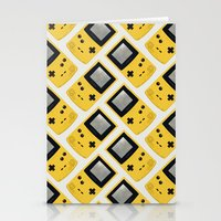Gameboy Color: Yellow (P… Stationery Cards