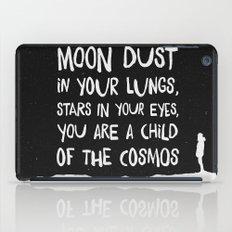 Child of the Cosmos iPad Case