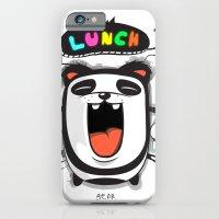PANDA LUNCH TIME! iPhone 6 Slim Case