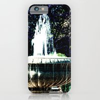 Water fountian iPhone 6 Slim Case