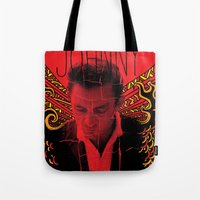 Wings Of Fire Johnny Cas… Tote Bag