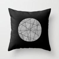 Circular Throw Pillow