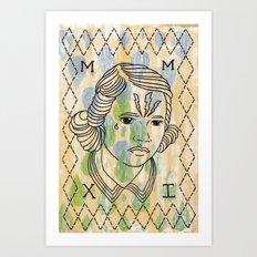 Gret Art Print