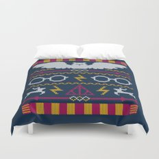 The Sweater That Lived Duvet Cover