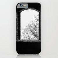 Snow Black and White iPhone 6 Slim Case