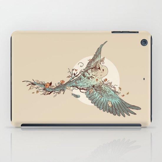 Tempus Fugit iPad Case