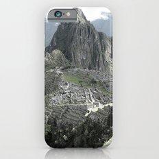 machu picchu iPhone 6s Slim Case