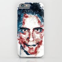 obama iPhone & iPod Cases featuring Obama by I AM DIMITRI