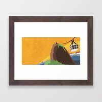 There's something about Rio Framed Art Print