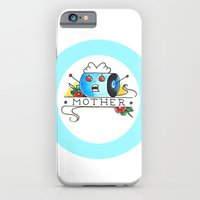 iPhone & iPod Case featuring Mother  by Christopher Chouinard