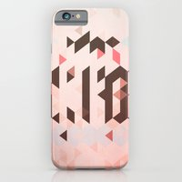 Triangel and Texture Design iPhone 6 Slim Case