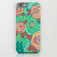 iPhone & iPod Case featuring Pink Roses by Emma Randall