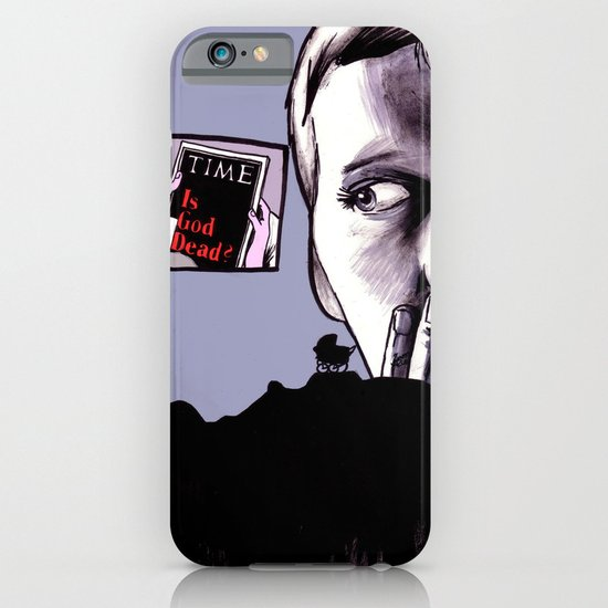 Rosemary's Baby iPhone & iPod Case