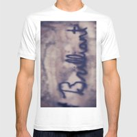 Brilliant  Mens Fitted Tee White SMALL