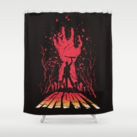Groovy Shower Curtain