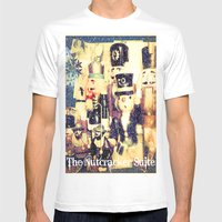 The Nutcracker Suite Mens Fitted Tee White SMALL